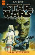 Der Kopfgeldjägerkrieg 2 Cover