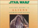 Galaxy Guide 12: Aliens – Enemies and Allies