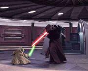 Yoda vs. Sidious