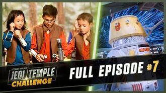 Star Wars Jedi Temple Challenge - Episode 7