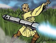 Tyzen-Lichtschwert