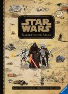 Galaktischer Atlas (Deutsches cover)