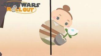 Rey und der Geheime Schatz - Kapitel 3 Star Wars Roll Out