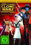The Clone Wars Staffel 1 Vol 4