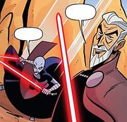 Dooku und Ventress (Battle Tales)