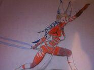 Shaak Ti gemalt