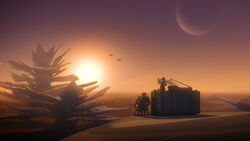 Bild11 - Zeb Ezra Sonnenuntergang