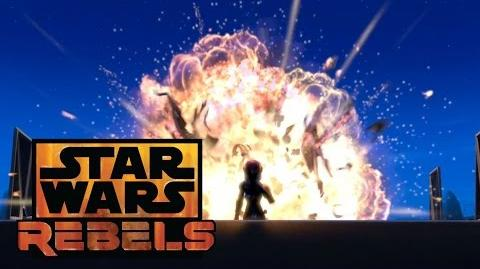 "Star Wars Rebels ""Art Attack"" Short"