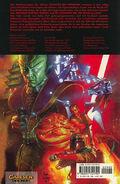 Schatten des Imperiums (Comic) Rückseite