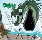 Rey gegen Seeschlange