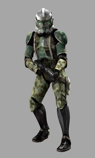 Commander Gree neu