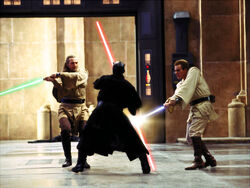 Jedi-Sith-Duell