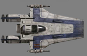 RZ-2-A-Flügler Aufsicht