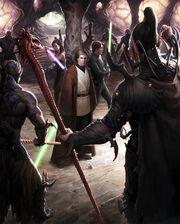 Jedi vs Shimrra