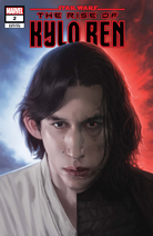 The Rise of Kylo Ren (Variant für 2)