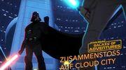 STAR WARS – GALAXY OF ADVENTURES Zusammenstoß auf Cloud City Star Wars Kids
