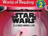 A Leader Named Leia