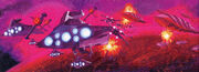 Schlacht um Coruscant (29 NSY)