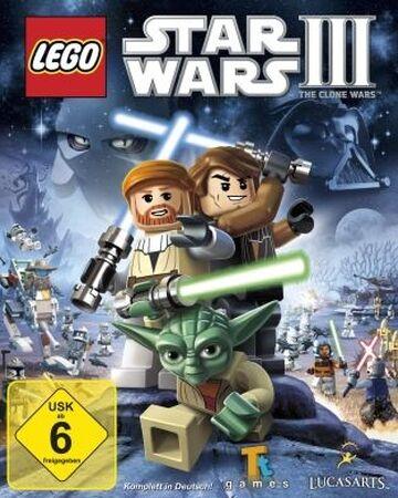 LEGO Star Wars III – The Clone Wars   Jedipedia   Fandom