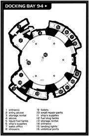 Dockbucht 94 Plan