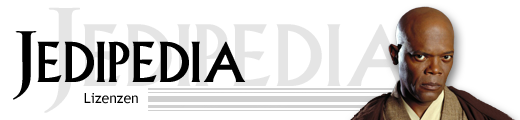 Jedipedia Header Lizenzen
