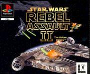 Cover Rebel Assault II