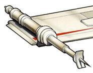 KX5 Laserkanone