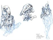 B1 Konzept Republic Commando