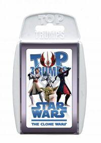 Top Trumps TCW