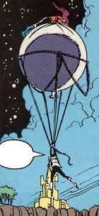 Gasballon