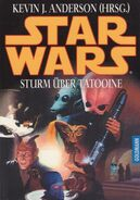 Sturm über tatooine Cover