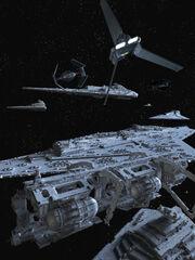 Assertor und Altor-Schiffe