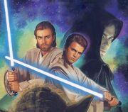 Anakin & Obi-Wan & Granta Omega