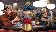 Cantina-Treffen