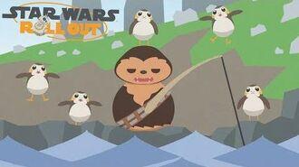 Chewie, die Porgs und das Seemonster - Kapitel 1 Star Wars Roll Out