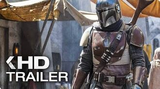 THE MANDALORIAN Trailer (2019) Star Wars