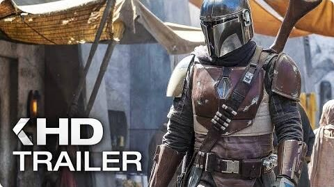 THE MANDALORIAN Trailer (2019) Star Wars
