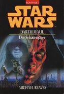 Darth Maul - Der Schattenjäger Cover