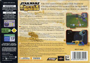 Rückseite Battle for Naboo Hülle N64