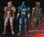 Mandalorian Armors