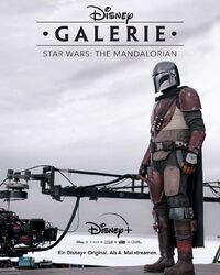 Disney Galerie Poster DE