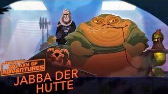 STAR WARS – GALAXY OF ADVENTURES Jabba der Hutte - Galaktischer Gangster Star Wars Kids