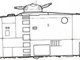 HAVr A9 Fliegende Festung