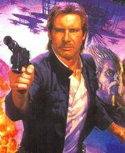 Han Solo-letzte Chance