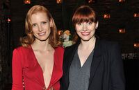 Bryce Dallas Howard Jessica Chastain