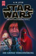 Der Kopfgeldjägerkrieg 3 Cover