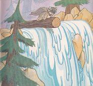 TCFK Wasserfall
