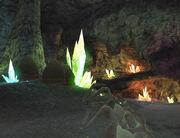Kristallhöhle Dantooine