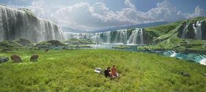 Seenland-Panorama