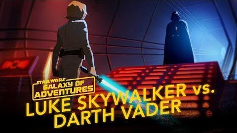 Luke Skywalker vs